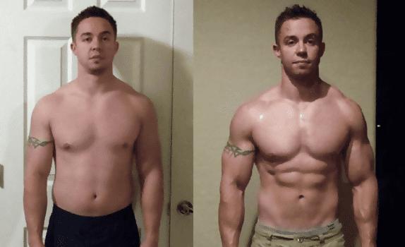 HGH-Ergebnisse im Bodybuilding Wie viel Muskeln kann ich aufbauen Was ist mit dem Fettabbau
