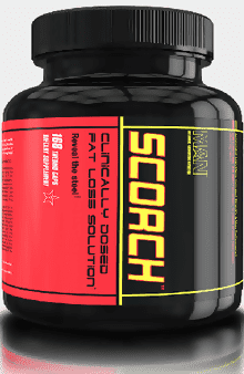 Scorch fatburner tabletten