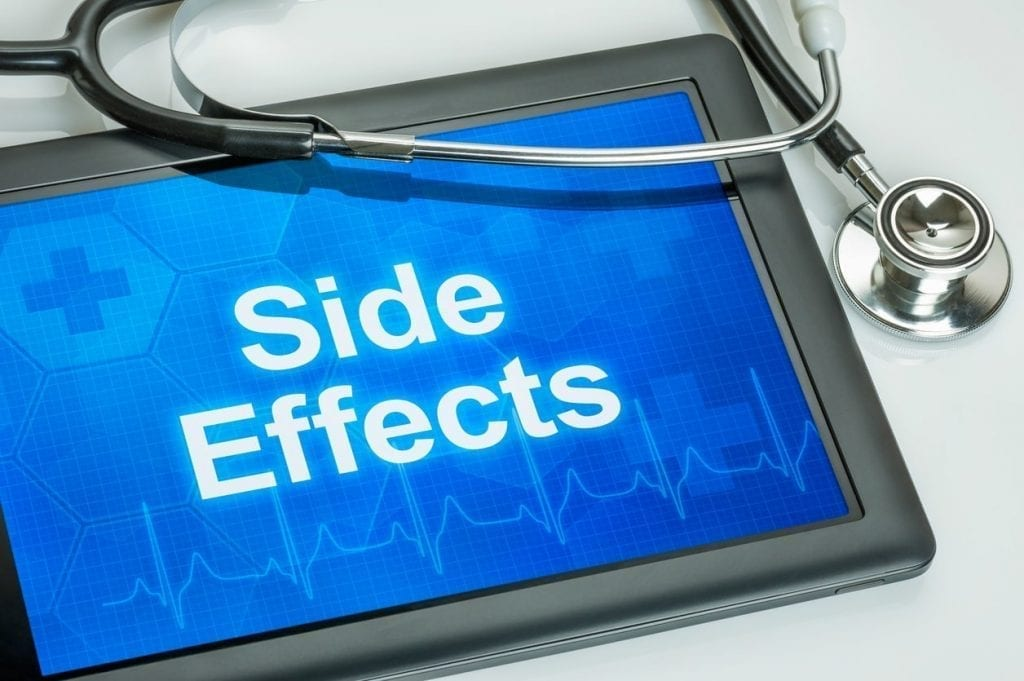Blue Star Blade Side Effects