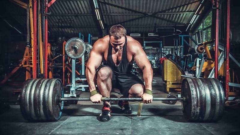 Fokussiere dich auf das Hinzufügen von mehr Gewicht