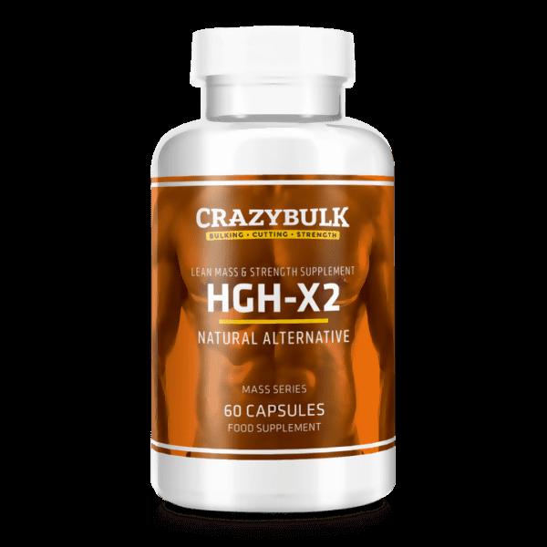 HGH-X2 (Human Growth Hormone Enhancer) | muskelaufbau pillen legal
