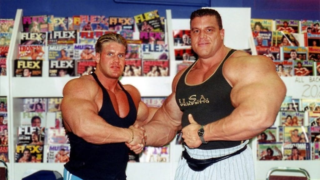 10 bodybuilders that took steroids