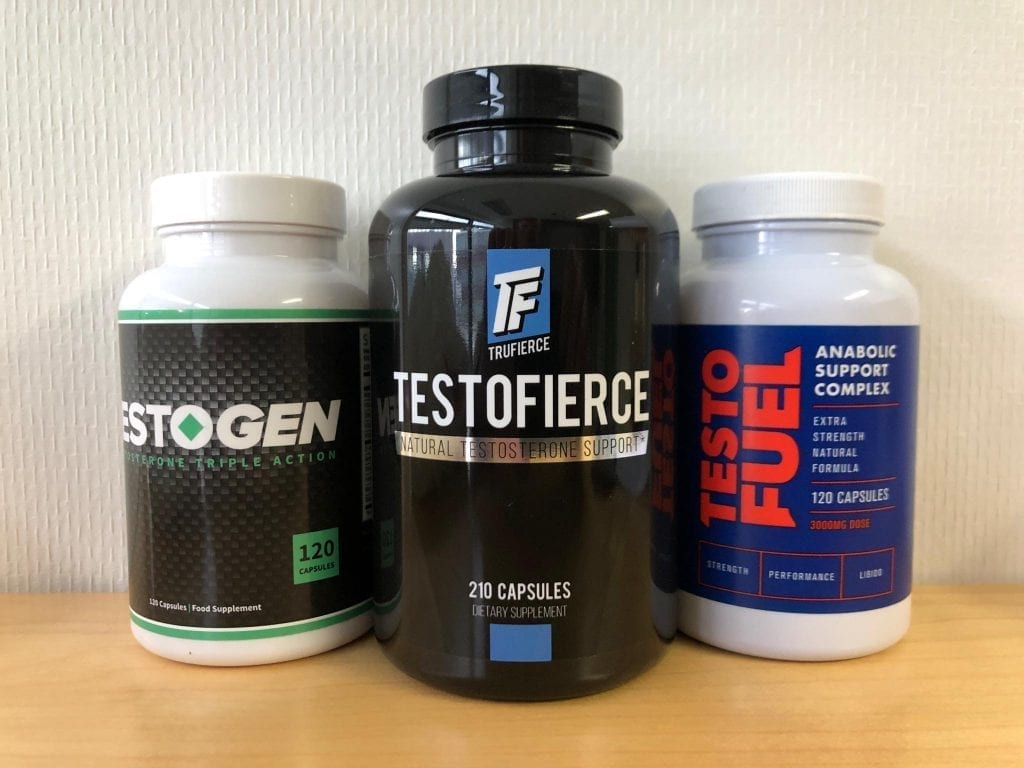 best testosterone boosters that work