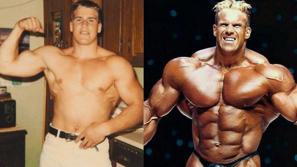 10 bodybuilders addicted to steroids