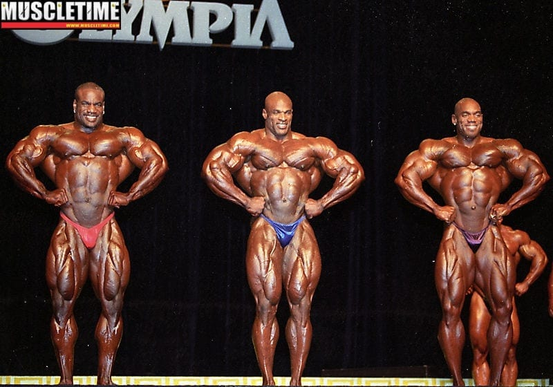 Chris Cormier olympia