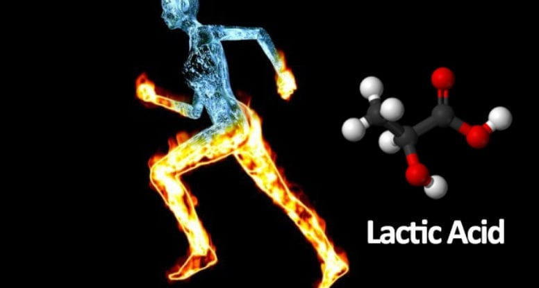 is lactic acid bad