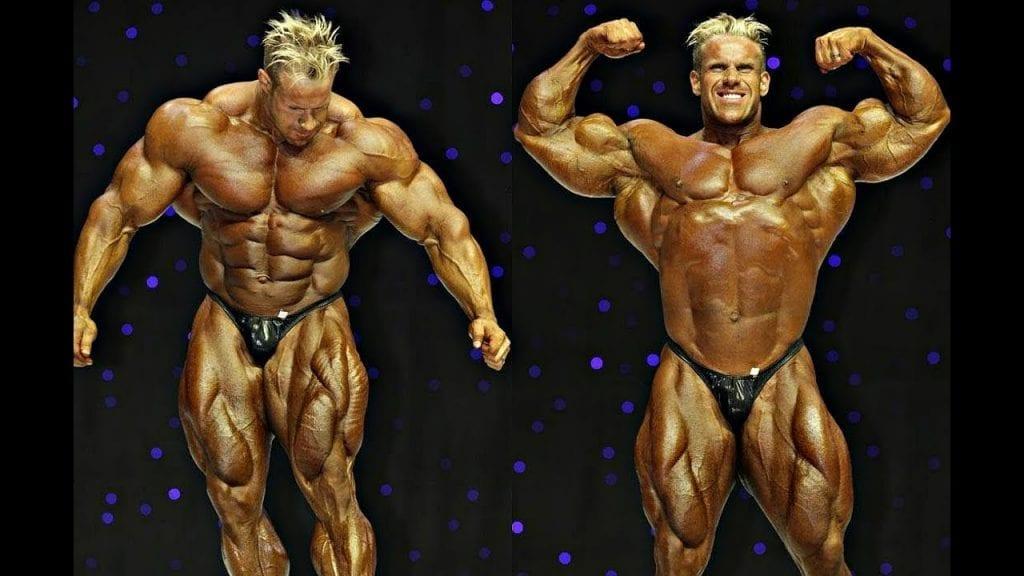 Jay cutler steroids