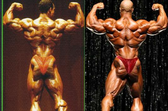 flex wheeler vs phil heath