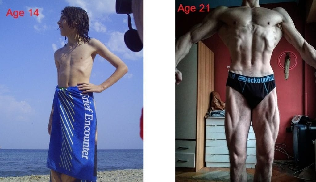 8 years progress