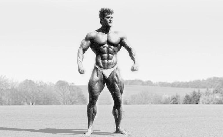 Bob Paris Bodybuilding Career