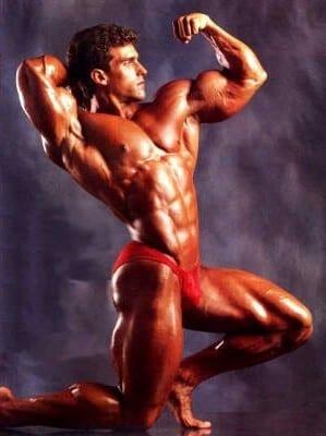 Bob Paris Workout Program