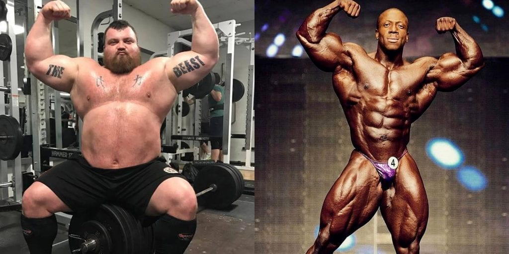 bodybuilding vs powerlifting