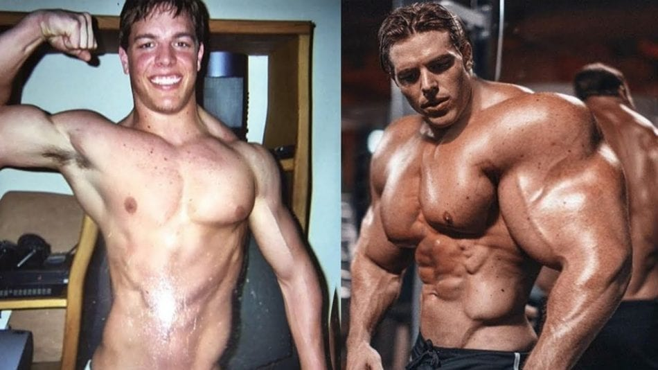 Brad Castleberry Before and After