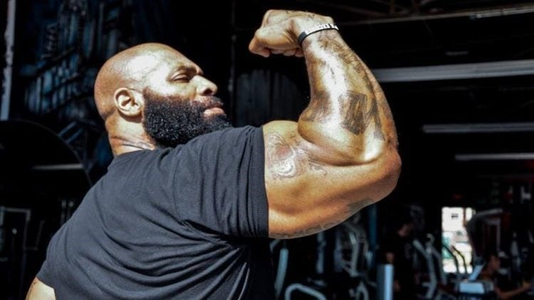 CT Fletcher Arm Workout