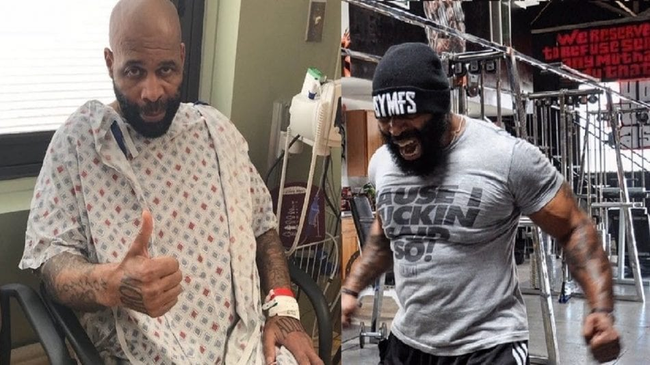 CT Fletcher Before and After