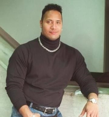 Dwayne Johnson Before and After Transformation