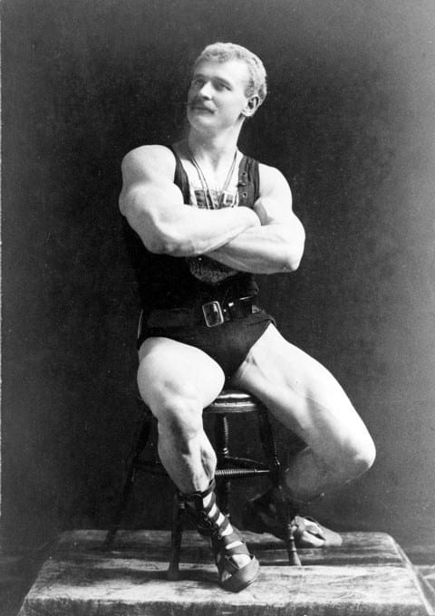 Eugen Sandow Net Worth