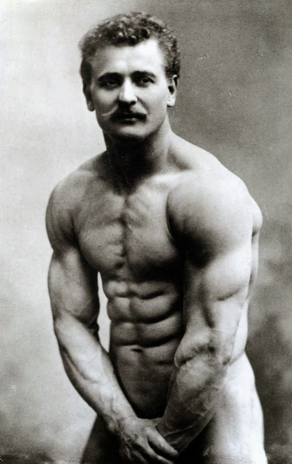 Eugen Sandow Summary