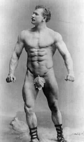 Eugen Sandow Workouts