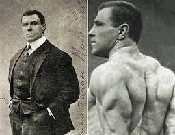 George Hackenschmidt Diet