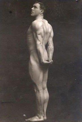 George Hackenschmidt Workout Program