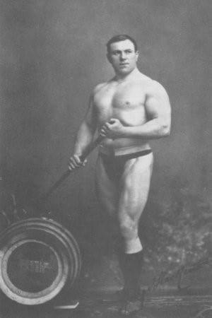 Was George Hackenschmidt on Steroids