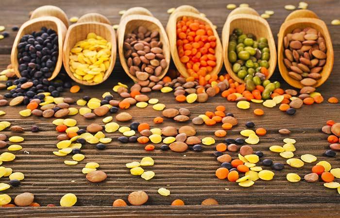 gliutamine in food