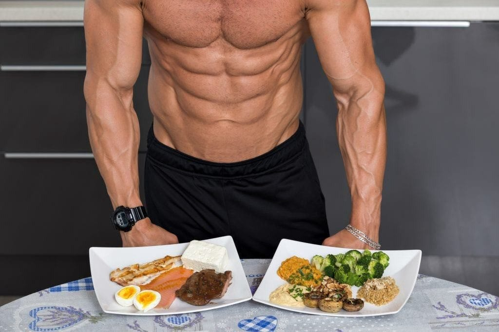 low carb diet for bodybuilding