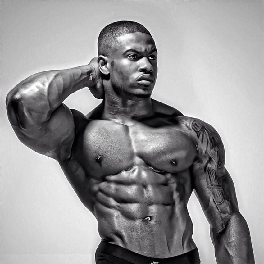 Is Simeon Panda on Steroids