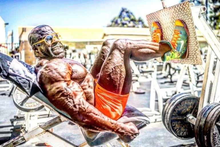 Kali Muscle Diet