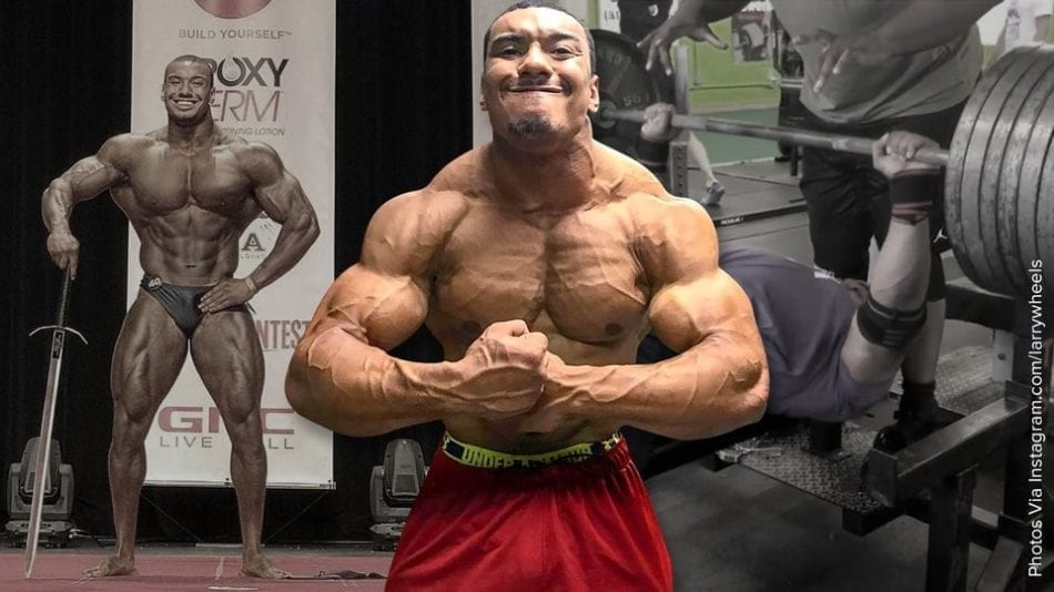 Larry Wheels' Workout, Meal and Steroid Routine Exposed