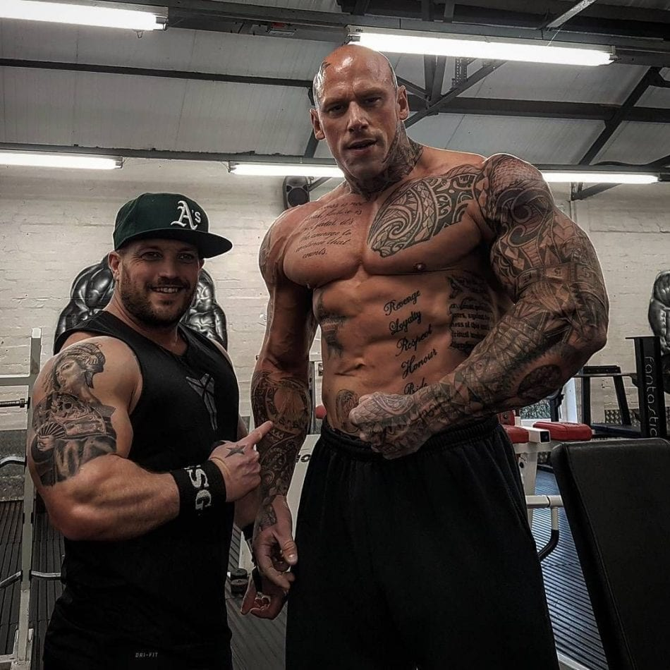 Martyn Ford Acting