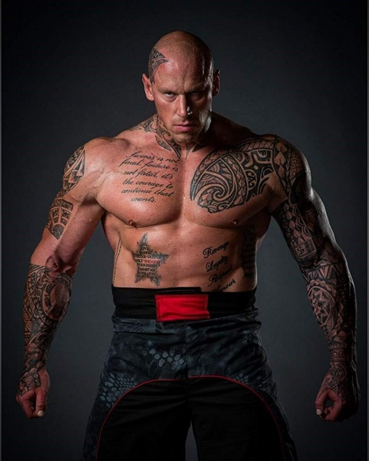 Martyn Ford Diet
