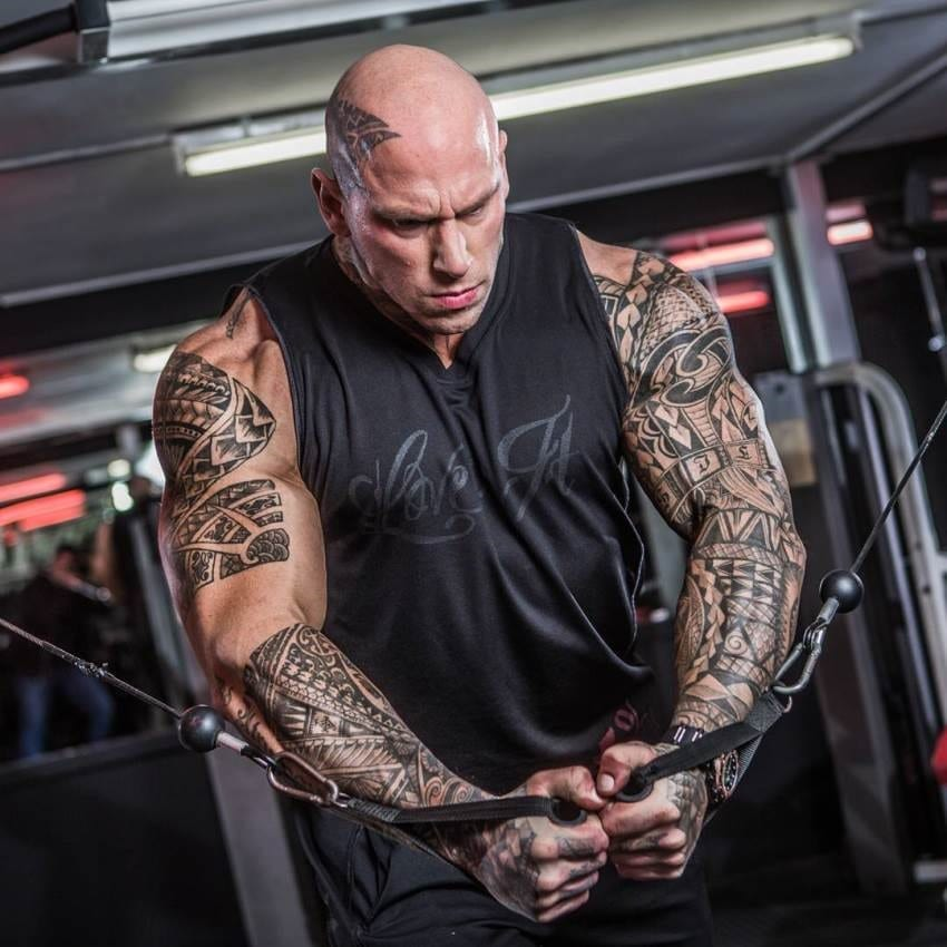 Martyn Ford Summary