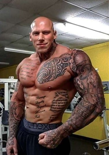 Martyn Ford Supplements