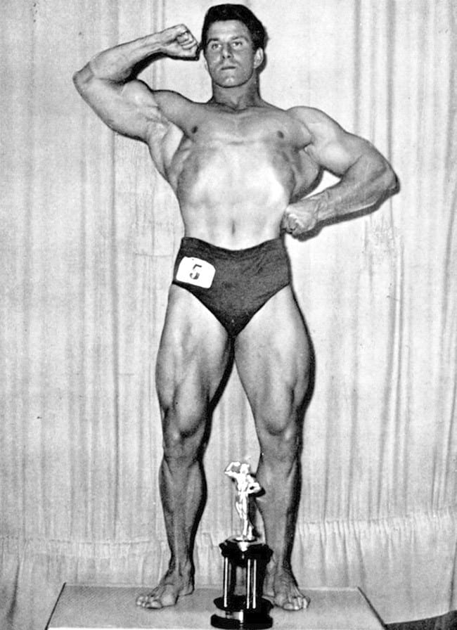 Reg Park Quotes Motivation and Inspiration