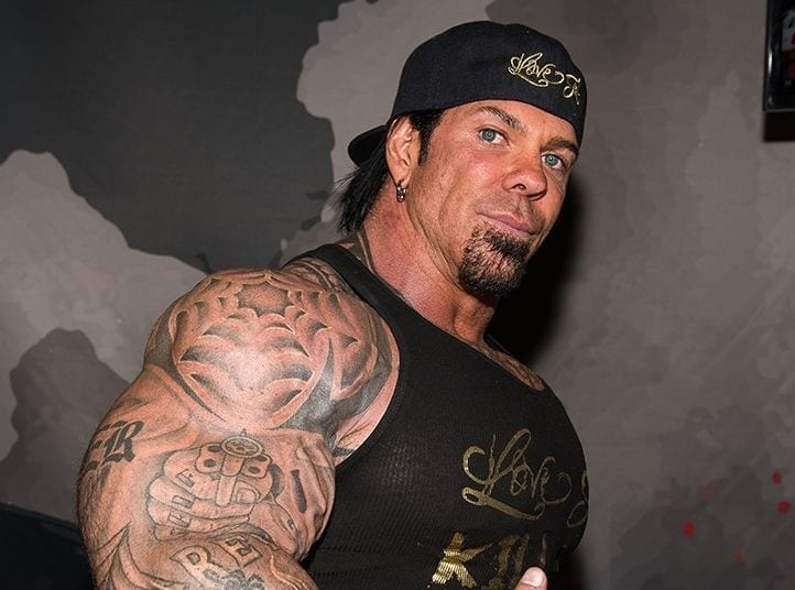 Rich Piana Diet