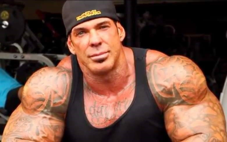Rich Piana Summary