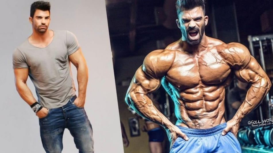 Sergi Constance Before and After