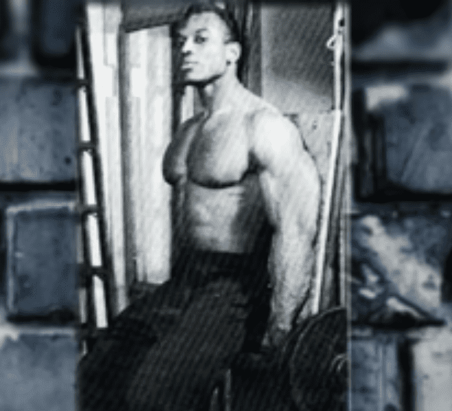 Sergio Oliva Before and After Transformation