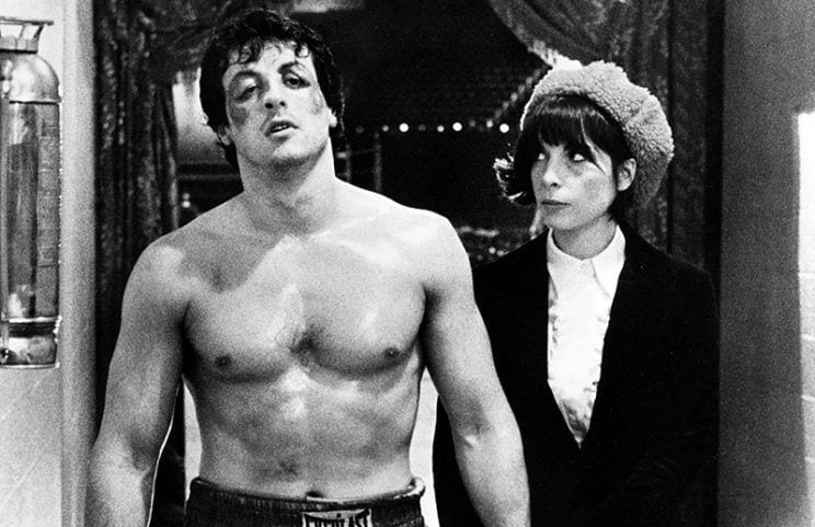 Sylvester Stallone Before and After 3