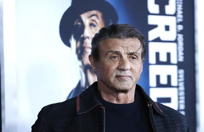 Sylvester Stallone Supplements