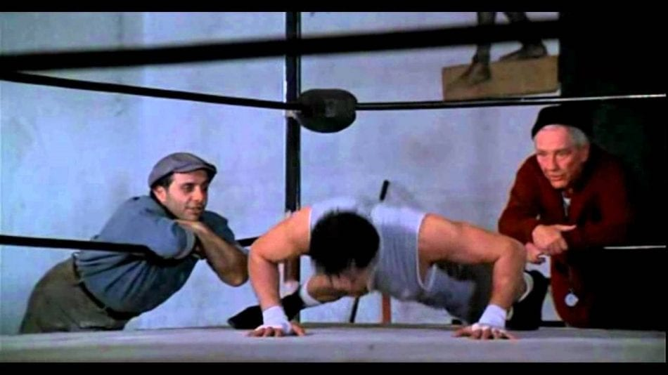 Sylvester Stallone Workout Program