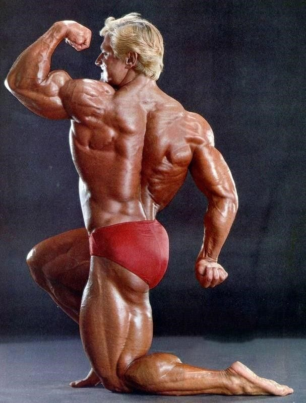 Tom Platz Bodybuilding Career
