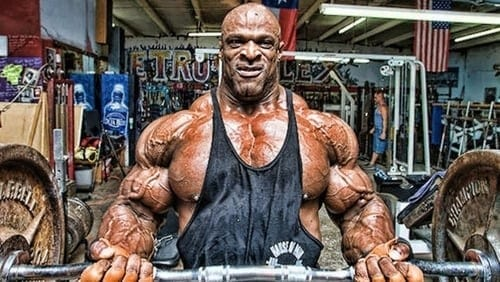 Was Ronnie Coleman on Steroids