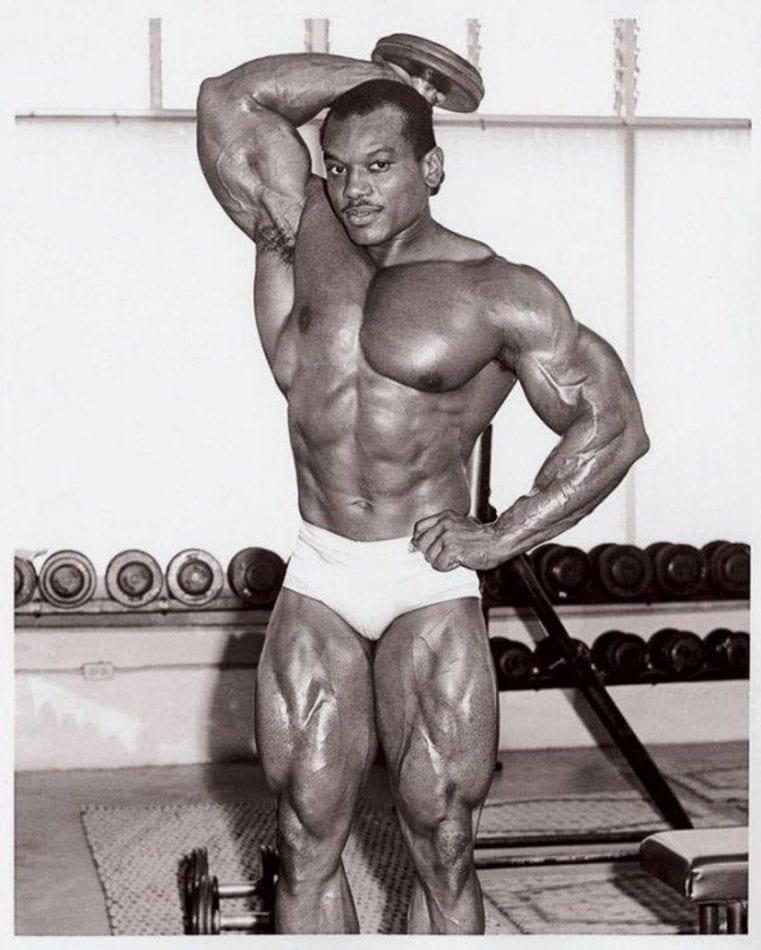 Was Sergio Oliva on Steroids