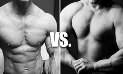 dirty vs lean bulk