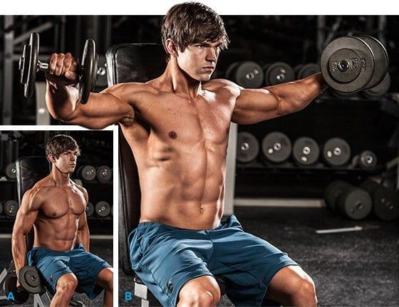 beginner bodybuilding workouts