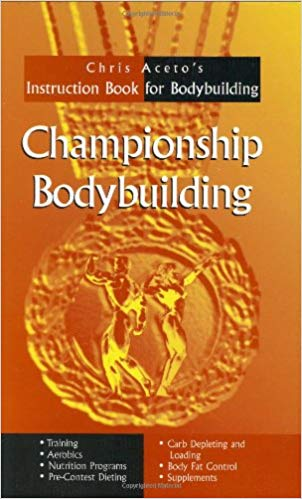 Championship bodybuilding by chris aceto