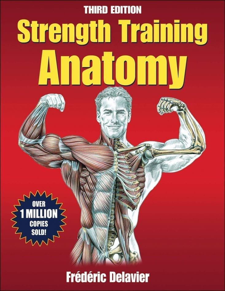 frederick delavier strenght training anatomy
